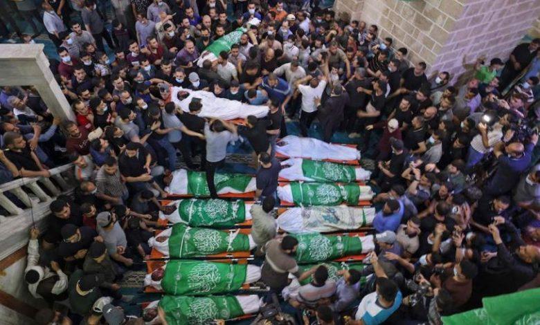 pemakaman AFP Arab Nes 870x490 1
