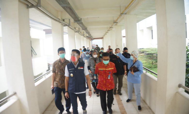 RSUD Cikalongwetan Bakal Ditetapkan Khusus Pasien Terpapar Covid 19