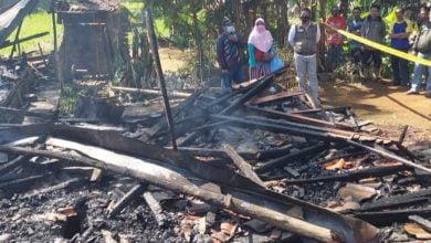 Dua Rumah Terbakar di Pagelaran Cianjur, 1 Orang Tewas Terpanggang