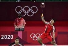 Ganda Putri Indonesia Melaju ke Final Olimpiade Tokyo 2020
