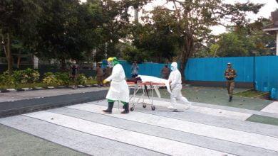 Pria Tergeletak di Masjid Al Fathu Soreang Diduga Epilepsi