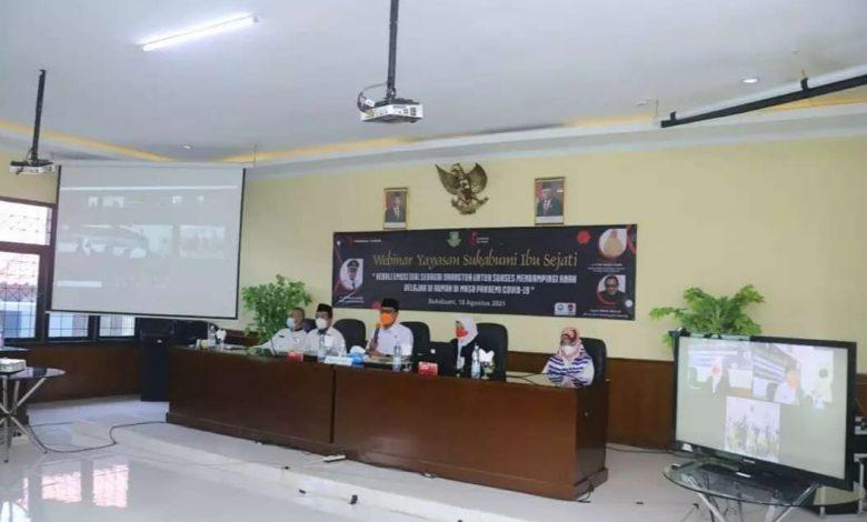Achmad Fahmi Berpesan Sabar kepada Ortu dan Pengajar