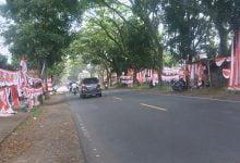 Atribut HUT RI Ke-76 Mulai Ramai Dijual di Jalan Raya