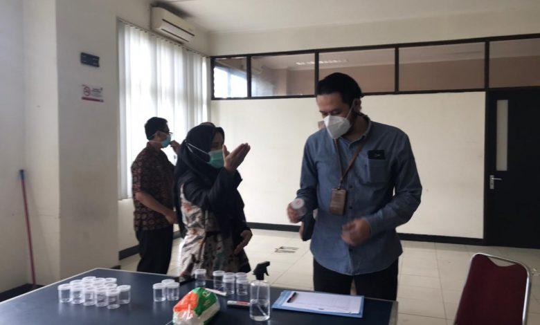 BNNK Bandung Barat Kembali Tes Urine Para ASN