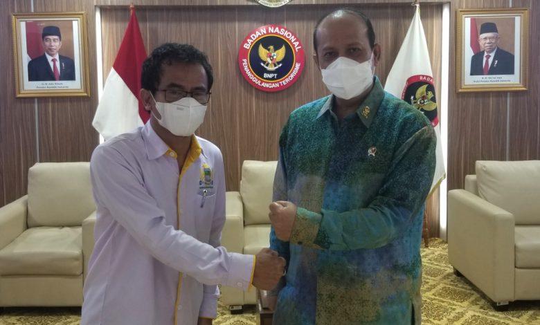 BNPT RI Bahas Warung NKRI Bareng SMSI Bekasi Raya, KADIN Kabupaten Bekasi dan Ikatan Praktisi HRD Jawa Barat