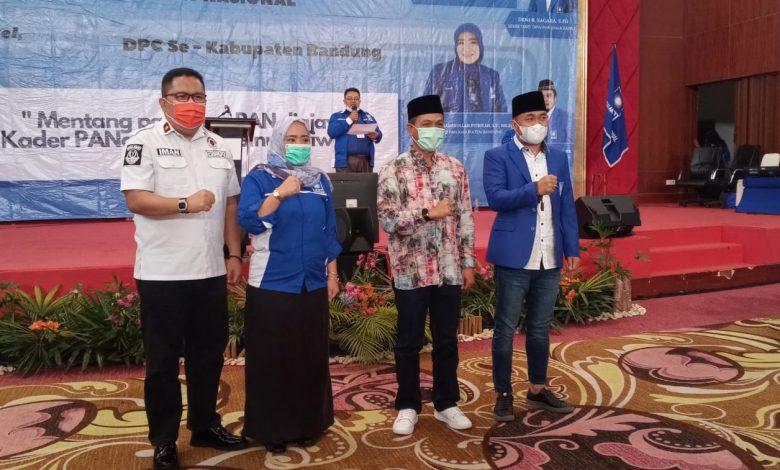 Bupati Bandung: Parpol Merupakan Pilar Demokrasi Bangsa