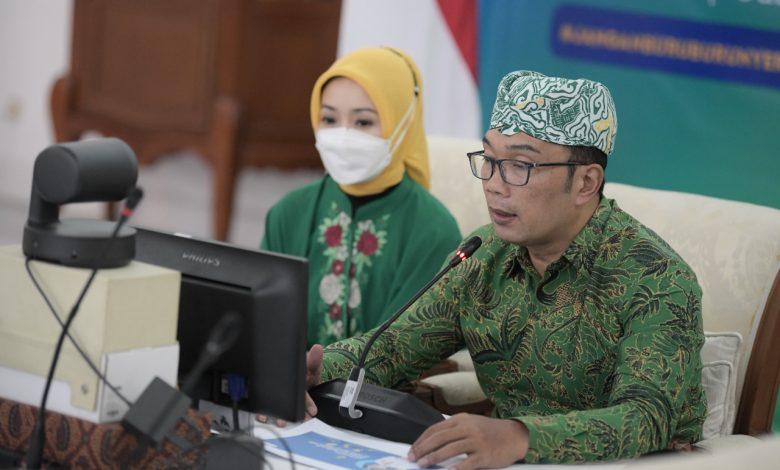 Ekosistem Investasi Jabar, RK Berharap Jabar Juara Investasi Se-ASEAN