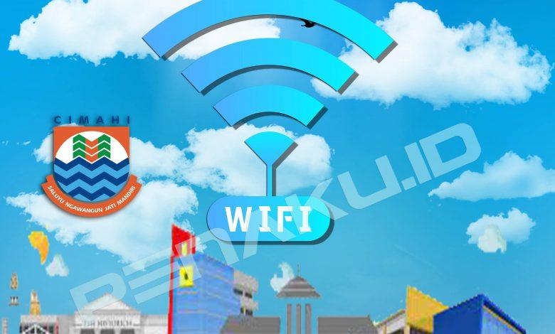 Wifi Gratis Pemkot Cimahi di Lingkungan RW dan Fasilitas Umum