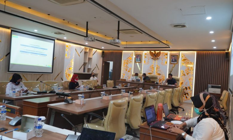 Komisi I DPRD Jabar Fokus Pada Program OPD Pada KUA-PPAS
