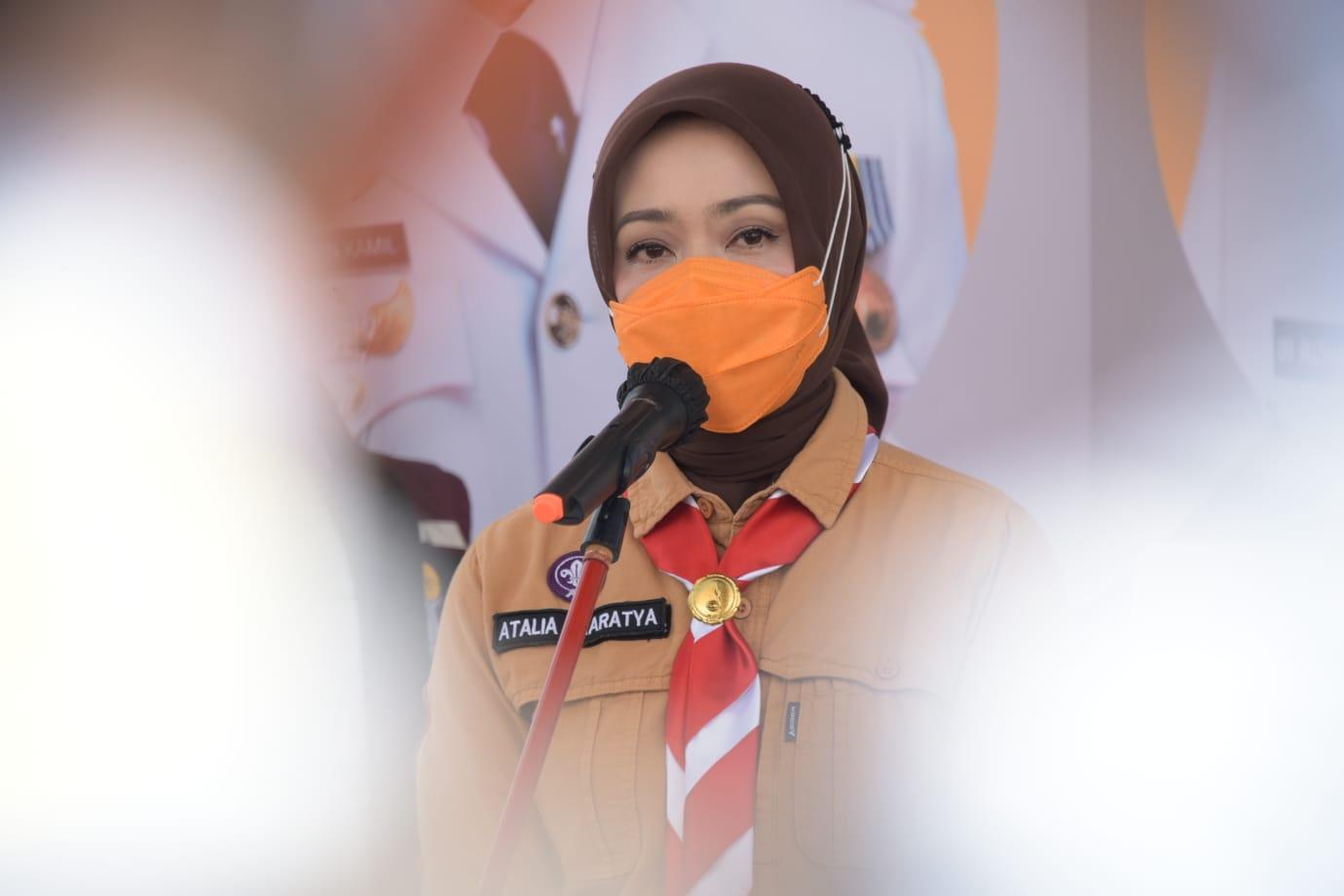 PERCEPATAN VAKSIN Wakil Ketua Devisi Khusus Jabar Tangtangannya Berat 2