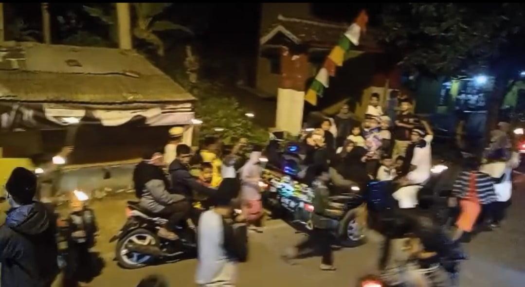 Pawai Obor 1 Muharam di Cianjur Dibubarkan