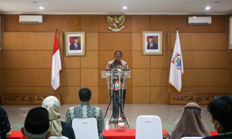 """Pemerintah Kota Cimahi Umumkan Pemenang """"CIMAHI MOTEKAR AWARD"""" Tahun 2021"""