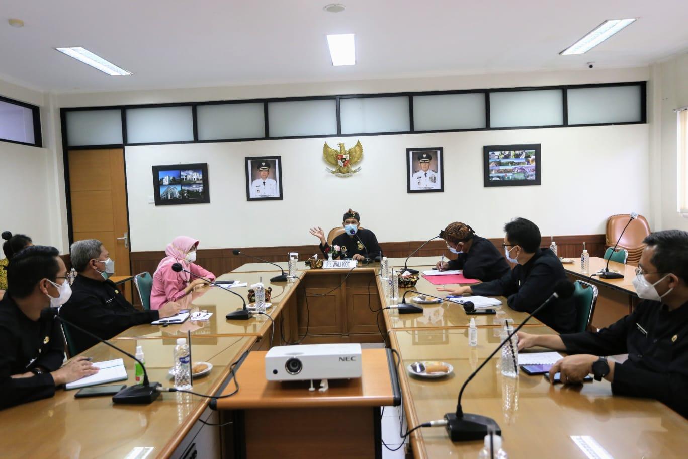 Pemkot Cimahi Evaluasi PPKM