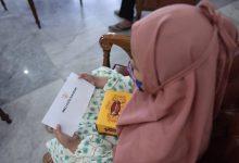 Pemkot Sukabumi Salurkan Bantuan Kemensos ke LKS dan Panti