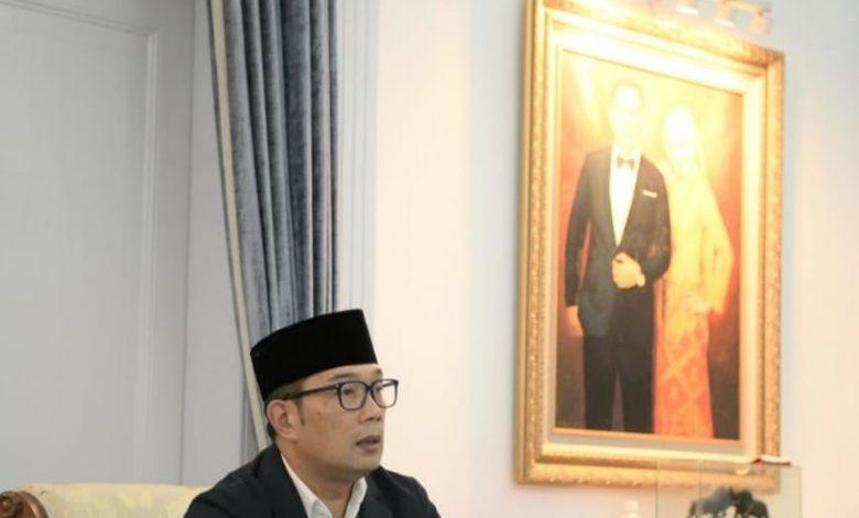 Ridwan Kamil dan Ulama Jabar Gelar Munajat Akbar