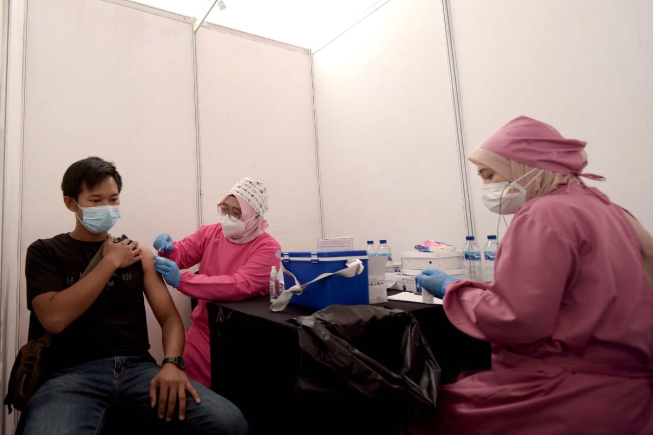 Sentra Vaksinasi Dapat Percepat dan Perluas Cakupan Vaksinasi COVID-19