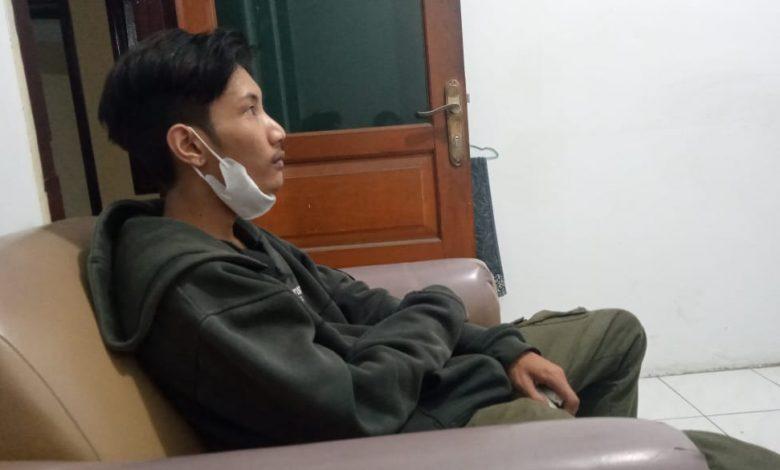 Seorang Pemuda Diduga Dikroyok Begal di Jalan Juanda Bandung