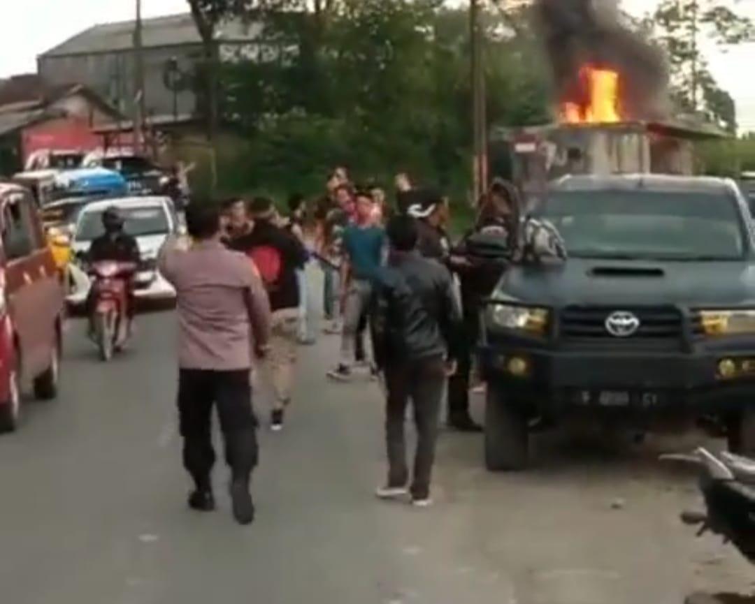 Bentrok Pemuda Pancasila dan BPPKB di Cianjur 1 Tewas