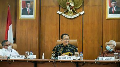Ketua MPR RI Apresiasi Purnawirawan TNI/Polri