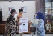 Pemkot Sukabumi Lepas 10 ASN Purna Bakti