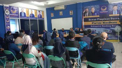 Rapat Pleno Nasdem KBB Diwarnai Kericuhan