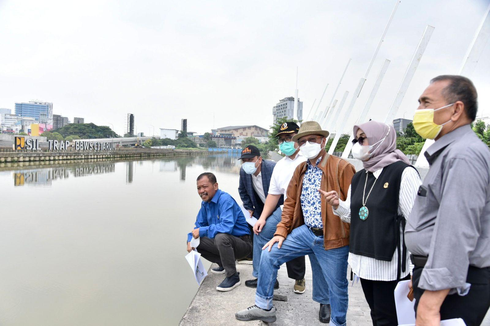 Revitalisasi Sungai Kalimalang Diharapkan manfaat