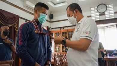 Atlet PON Kota Sukabumi Mendapat Bonus dari Pemkot