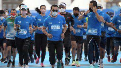 Emil Bagikan Pengalaman lari di Pocari Sweat Run