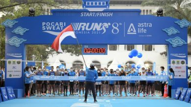 Emil Harap Pocari Sweat Run Jadi Contoh Event Taat Prokes
