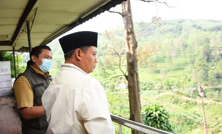 Kawasan Wisata Rindu Alam Bakal Diaktivasi