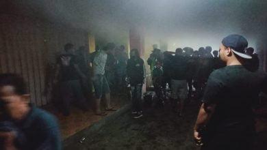 Kebakaran di Pasar Cipeuyeum, 1 Toko Hangus