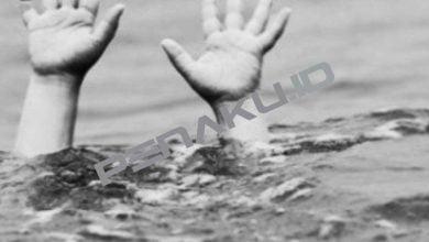 Lima Anak SMP Tenggelam, 4 Selamat 1 dalam Pencarian