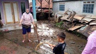 Longsor dan Banjir di KBB Terjang 3 Desa