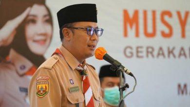 Muscab Gerakan Pramuka Kota Sukabumi Tahun 2021, Fahmi Pesan Ini