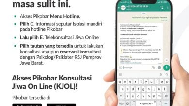 Pikobar Hadirkan Fitur Konsultasi Jiwa Online