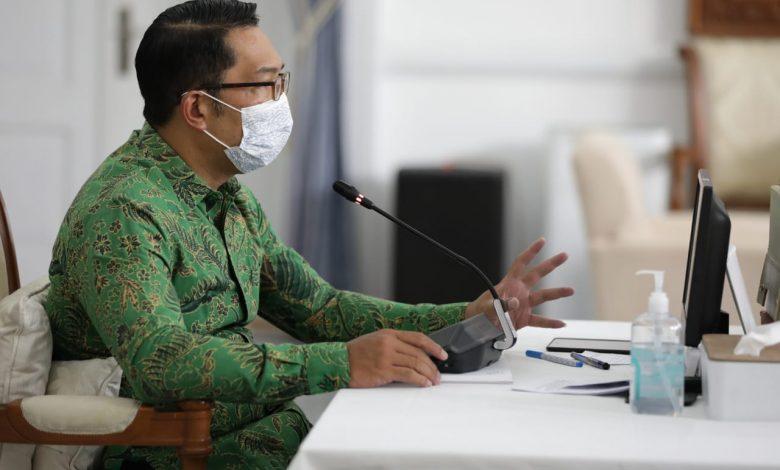 Ridwan Kamil Lapor Terobosan Pendidikan Vokasi ke BPK
