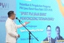Ridwan Kamil: PWI Jabar Harus Juara