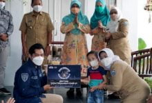 Rumah Yatim Jawa Barat Santuni Anak Yatim Terdampak COVID-19